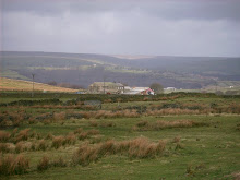 Heptonstall in the distance
