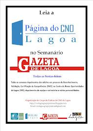 CNO na Gazeta de Lagoa