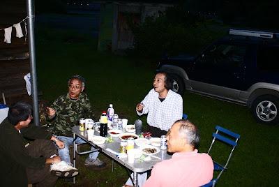 檜枝岐村七入りオートキャンプ場