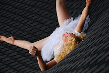 The distrused ballerina