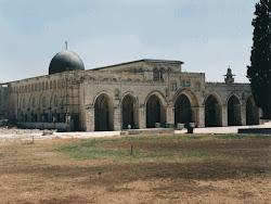 the real masjid al-aqsa