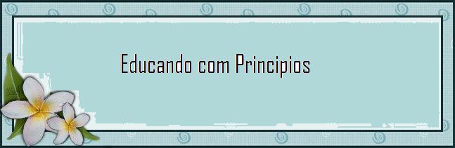Educando com Principios