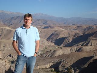 Desierto norte de Chile