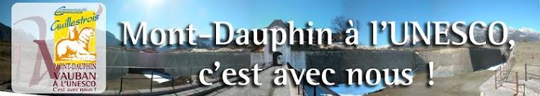 Mont-Dauphin à l'Unesco, c'est avec nous!