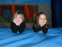 Katie and Jessica At Bouncey Place