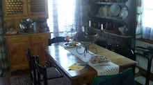 La Source Les Paccots Rez, séjour, coin repas