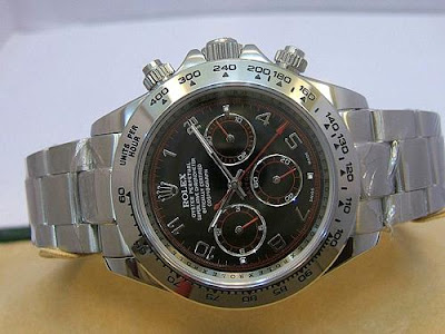 Rolex omega breitling longines panerai tag heuer dasacorp for Tag heuer daytona