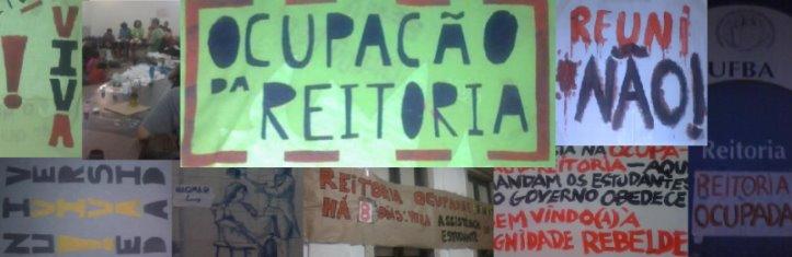 Movimento de Ocupação da Reitoria da UFBA - MORU