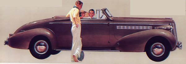 Cars Classic 1937 Mclaughlin Buick