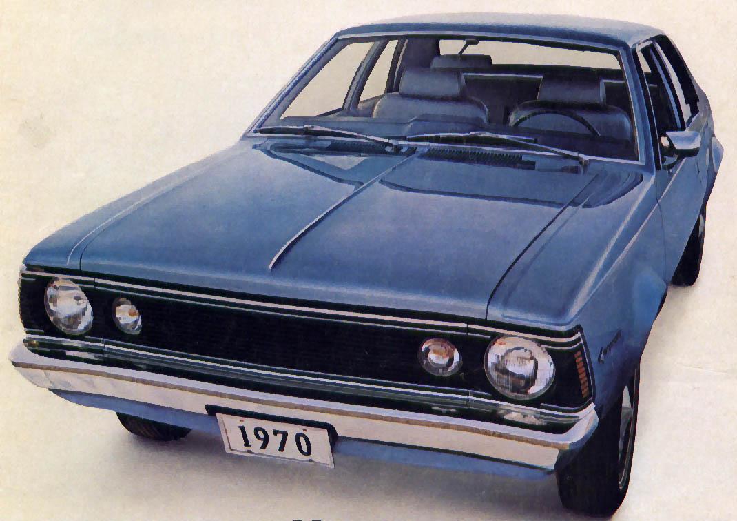 Old Cars Canada: 1973 Ford Maverick