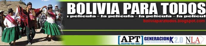 Bolivia Para Todos (la película completa para ver online)