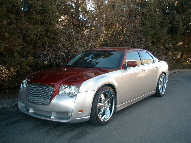 custom chrysler 300 cars and cars. Black Bedroom Furniture Sets. Home Design Ideas
