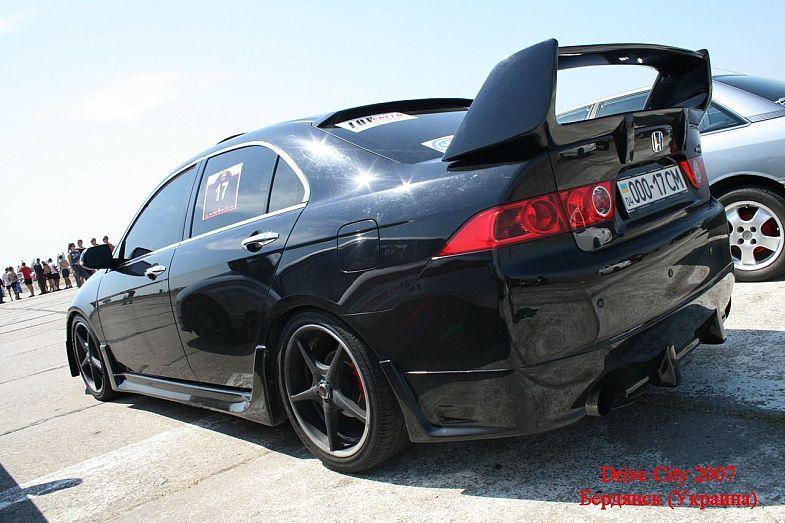 Honda Accord Custom Parts