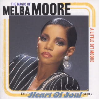 STAR-FUNK-DISCO: Melba Moore - Little Bit Moore: The Magic of ...