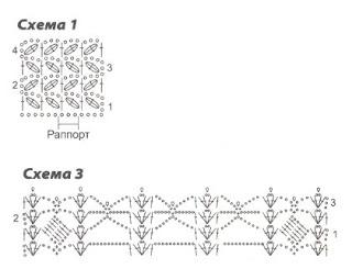 Схемы 1 и 3