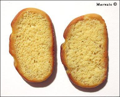Хлеб из пластики