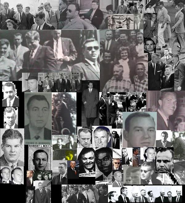 Secret Service JFK