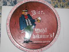 Cerveja é bom de beber!