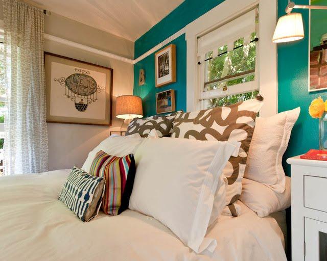 decorar pequenos espaços, casa de campo