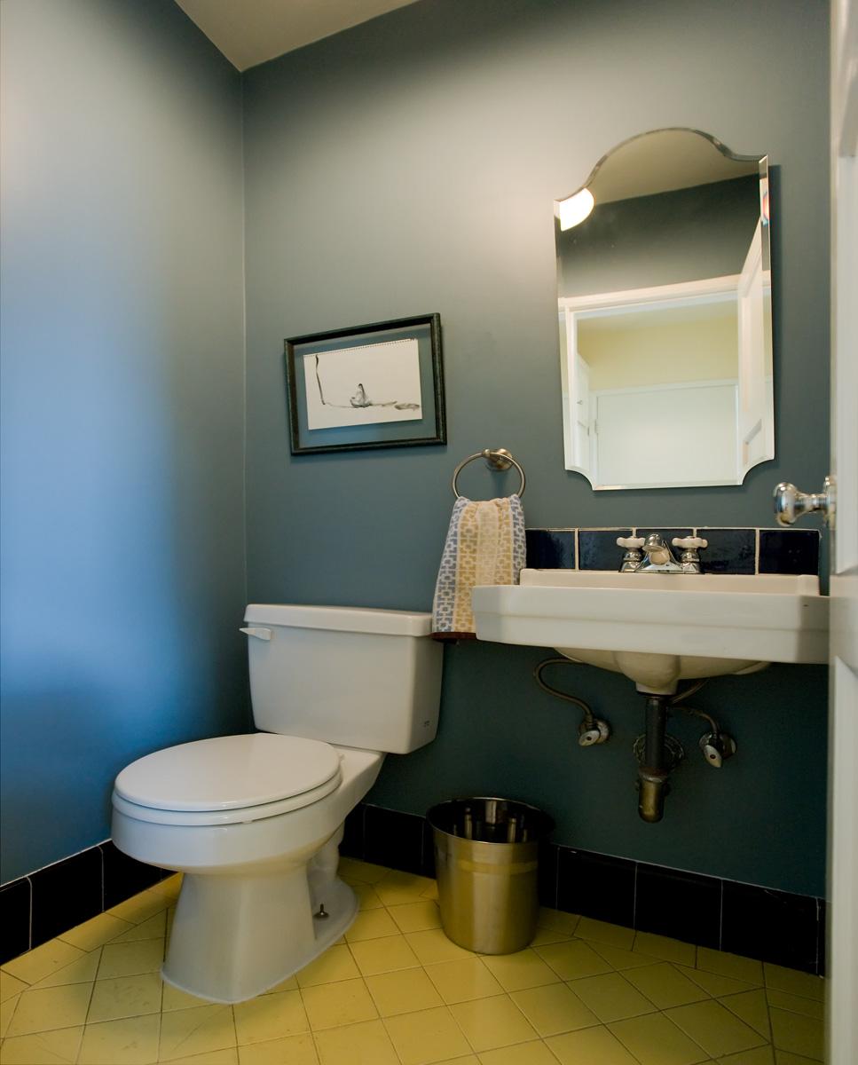 Achados de decoracao inspira o banheiros pequenos e lavabos for Best color small bathroom