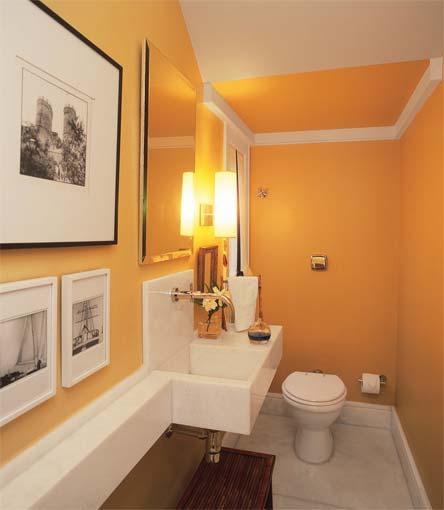 decoracao de lavabos pequenos e simples : decoracao de lavabos pequenos e simples: já visitaram o blog Lá em Casa da revista Casa e Jardim ? É ótimo