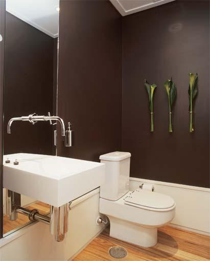 decoracao lavabo pequeno : decoracao lavabo pequeno:Uma diquinha: já visitaram o blog Lá em Casa da revista Casa e