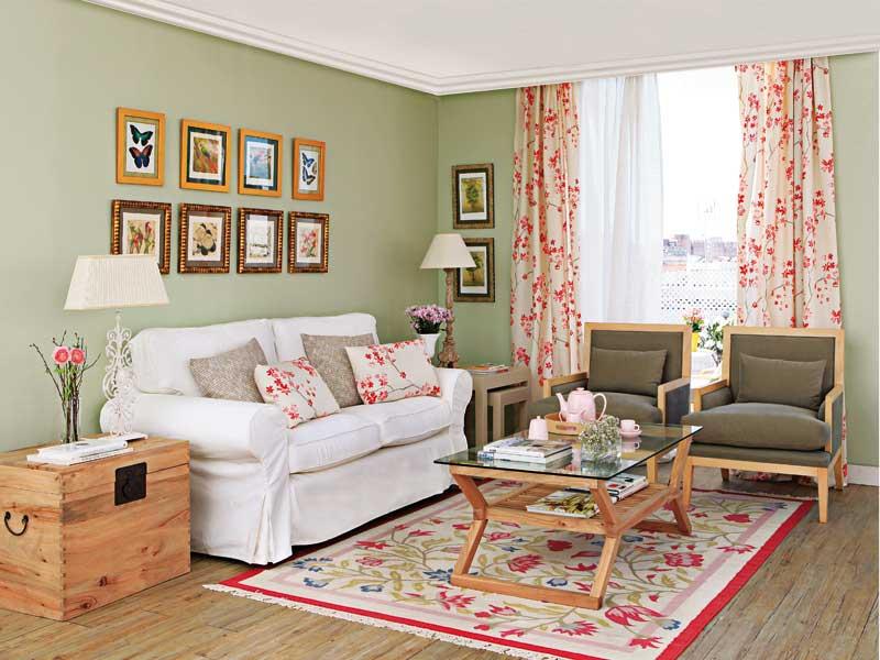 decoracao de sala verde:- blog de decoração descomplicada e bem viver: DECORAÇÃO DA SALA