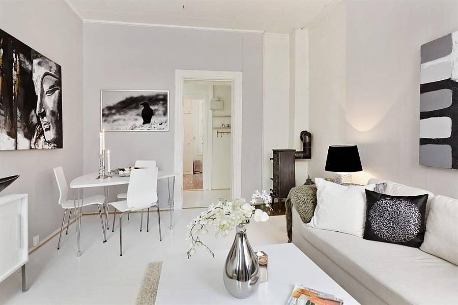 Fotos de apartamentos pequenos decorados da mrv 14