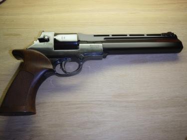 Wheels & Semis - Revolver Handguns