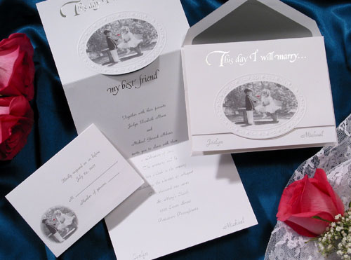 This Invitation With The Appropriate Saying Day I Will Marry Opens To Complete Words My Best Friend