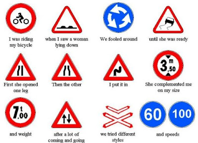 ... Video, Best Jokes, News: Awesome Funny Road Sign Story Make You Laugh