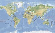 Itinéraire planifié