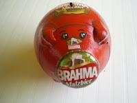 Cofre porquinho brahma