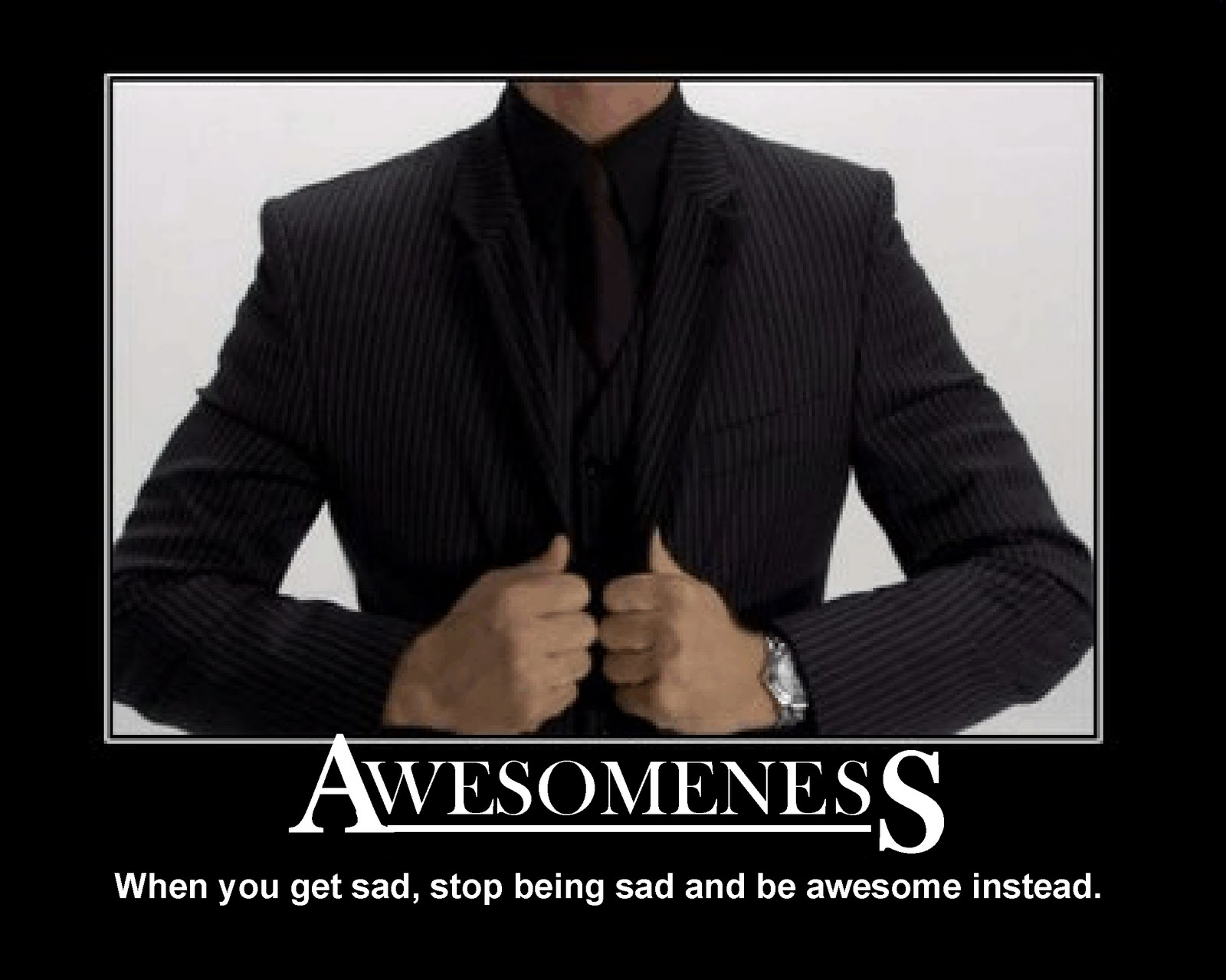 The Word Awesomeness