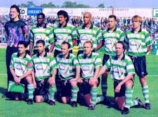 LEÇA FC EQUIPAS QUE FIZERAM HISTÓRIA