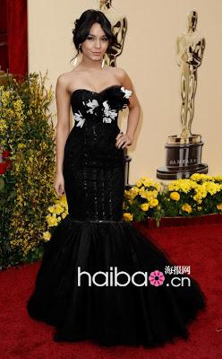 Vanessa Hudgens Oscar 2009