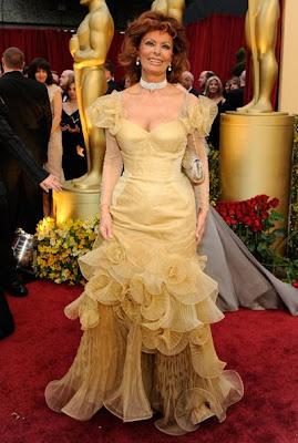 Sophia Loren Oscar 2009