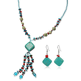 Coral and Turquoise Jewelry 2