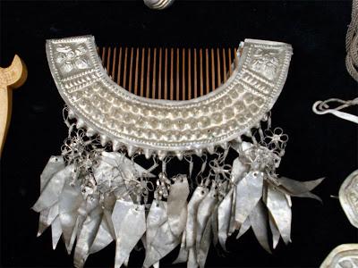 Miao Nationality jewelry