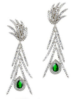 CZ Jewelry: CZ earrings