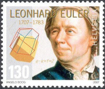 Leonhard Euler on Matem  Ticas  Leonhard Euler