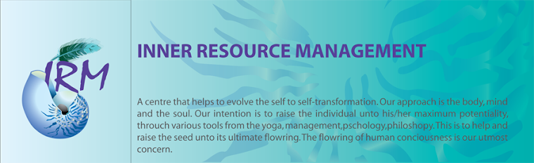 INNER RESOURCE MANAGEMENT