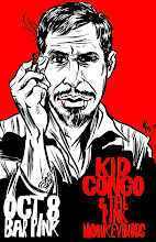 KID CONGO POWERS continues to rock!