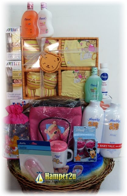 Baby Gift Delivery Kuala Lumpur : Malaysia hamper delivery hari raya chinese new