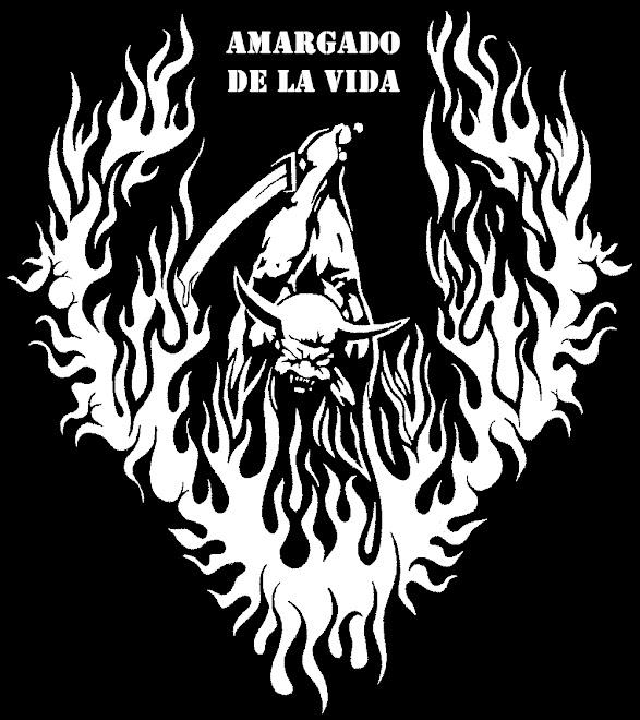 AMARGADO DE LA VIDA