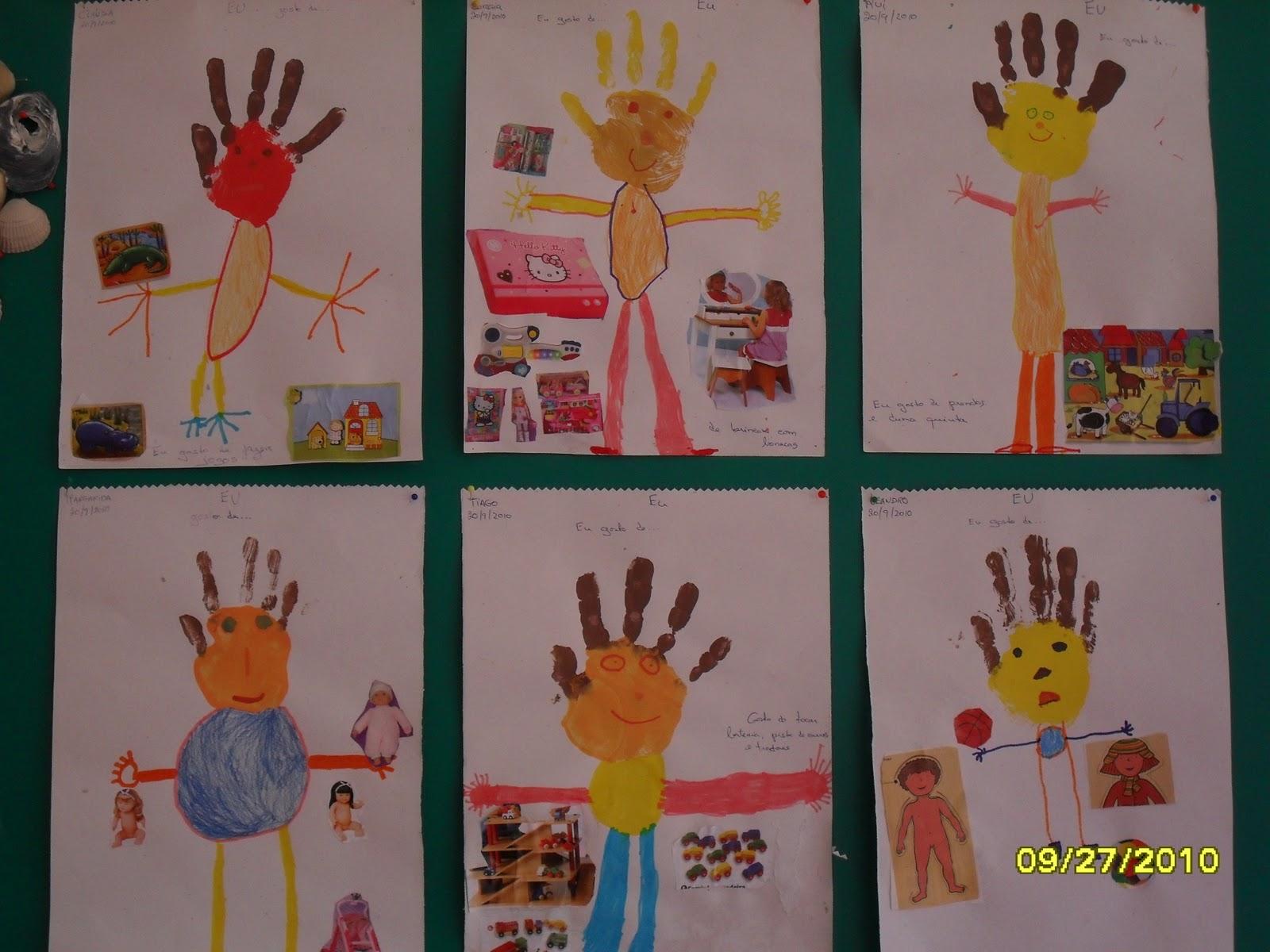 Educ@ NaWeb .Pré-Escolar~ Ideias Para Jardim De Infância