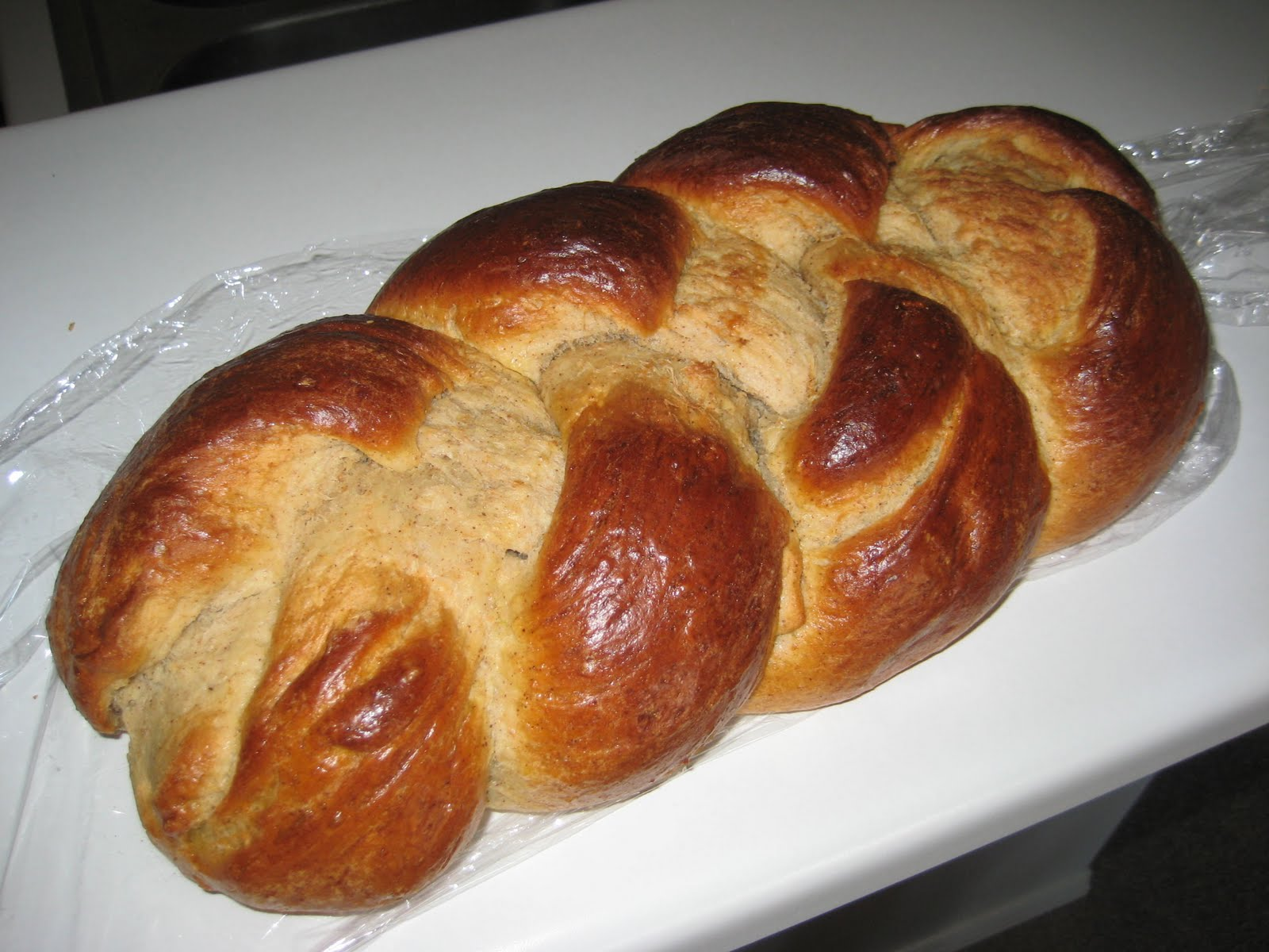 One Smart Little Cookie: Greek Easter Bread