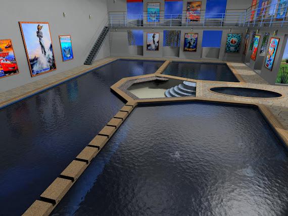 Dise os y proyectos de ingenieria civil software utilizado for Software diseno piscinas