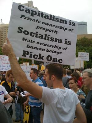 socialism vs capitalism. Capitalism vs. Socialism