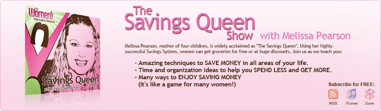 The Savings Queen
